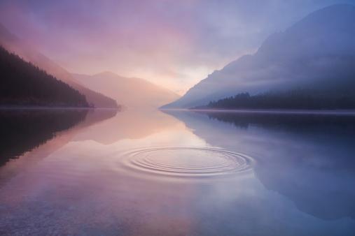 Tranquil Scene「lake plansee, tirol austria」:スマホ壁紙(7)