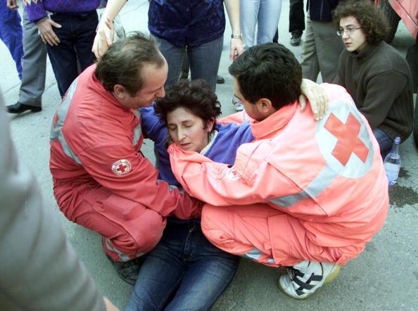 Effort「Killer Earthquake Rocks South Central Italy」:写真・画像(3)[壁紙.com]