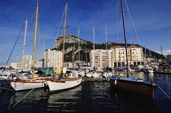 Tom Stoddart Archive「Gibraltar Harbour」:写真・画像(17)[壁紙.com]