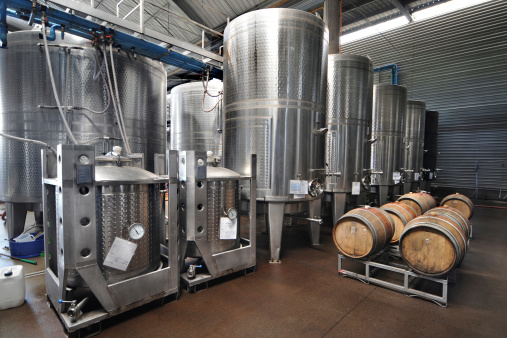 Winemaking「Winery」:スマホ壁紙(5)