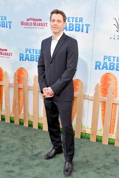 "Leather Shoe「Premiere Of Columbia Pictures' ""Peter Rabbit"" - Arrivals」:写真・画像(12)[壁紙.com]"