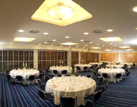 Buffet「hotel ballroom」:スマホ壁紙(2)