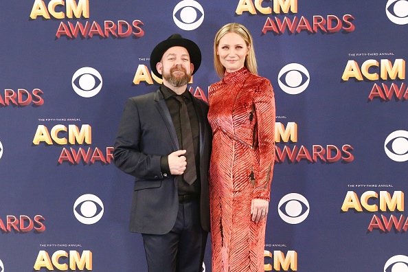 MGM Grand Garden Arena「53rd Academy Of Country Music Awards - Press Room」:写真・画像(3)[壁紙.com]