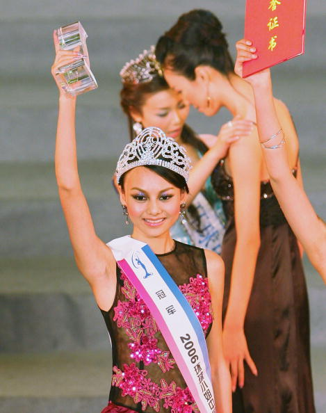 Focus On Foreground「Miss Global China Final Competition In Beijing Region」:写真・画像(0)[壁紙.com]