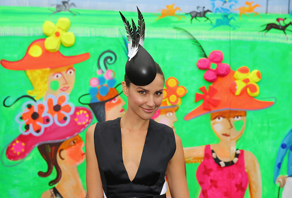 Horizontal「Celebrities Attend Derby Day」:写真・画像(11)[壁紙.com]