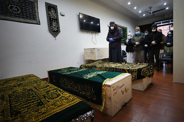 Place of Burial「Muslims Mark The Start Of Ramadan」:写真・画像(6)[壁紙.com]