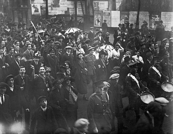 Celebration「Armistice Day In London」:写真・画像(0)[壁紙.com]
