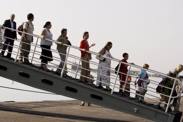 Republic Of Cyprus「Foreign Nationals Evacuated From Lebanon Arrive In Cyprus」:写真・画像(16)[壁紙.com]