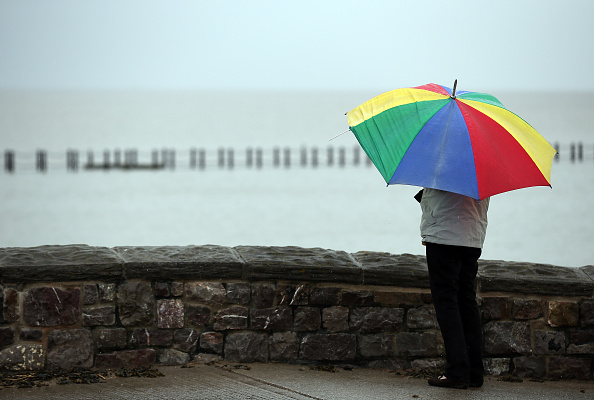 Weston-super-Mare「UK Set To Experience Another Wash Out Summer」:写真・画像(7)[壁紙.com]