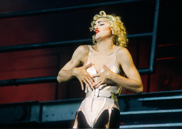 Blond Hair「Madonna」:写真・画像(18)[壁紙.com]
