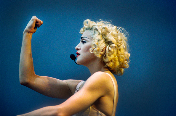 Blond Hair「Madonna」:写真・画像(8)[壁紙.com]