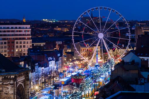 お祭り「Belgium, Brussels, Exterior」:スマホ壁紙(13)