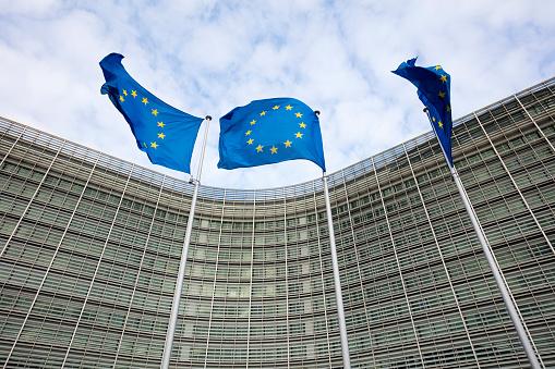 Belgium「Belgium, Brussels, Berlaymont building, European Commission, administrative building of the European Union」:スマホ壁紙(18)