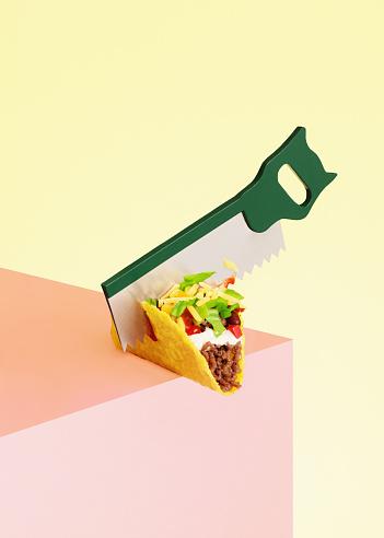 Murder「Taco Sawn Into Piece」:スマホ壁紙(6)