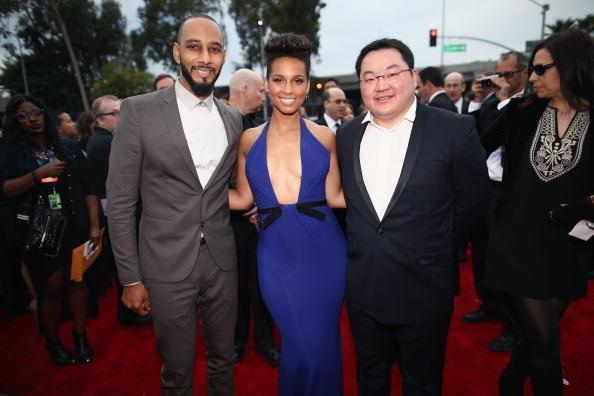 Low「56th GRAMMY Awards - Red Carpet」:写真・画像(3)[壁紙.com]