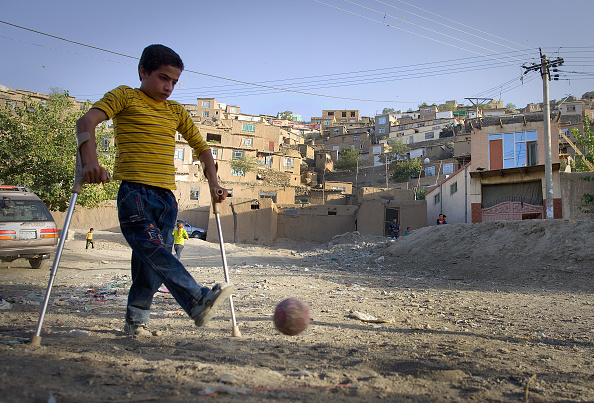 Kabul「Afghanistan Struggles to Eradicate Polio」:写真・画像(19)[壁紙.com]