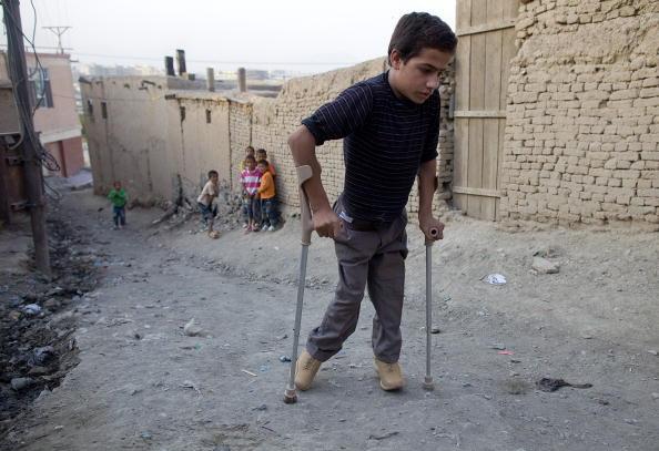 Polio「Afghanistan Struggles to Eradicate Polio」:写真・画像(2)[壁紙.com]