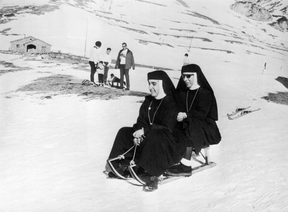 Mountain「Sledging Nuns」:写真・画像(10)[壁紙.com]