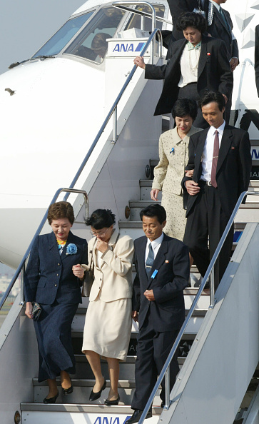 Kidnapping「Abducted Japanese Nationals Return Home」:写真・画像(9)[壁紙.com]