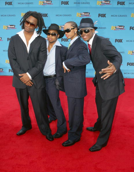 MGM Grand Garden Arena「2005 Billboard Music Awards - Arrivals」:写真・画像(10)[壁紙.com]