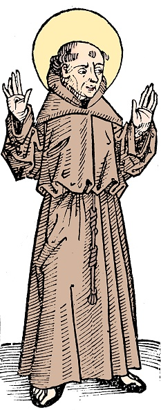 Circa 15th Century「St Francis Of Assisi」:写真・画像(6)[壁紙.com]