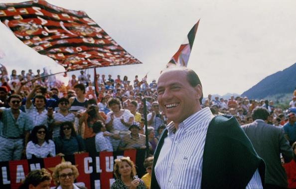 Milan「Silvio Berlusconi」:写真・画像(13)[壁紙.com]