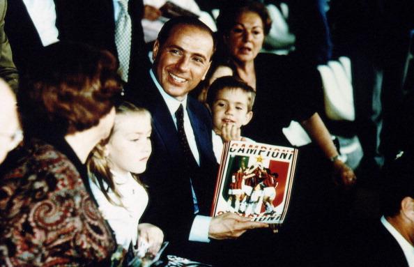 Milan「Silvio Berlusconi And Family」:写真・画像(17)[壁紙.com]