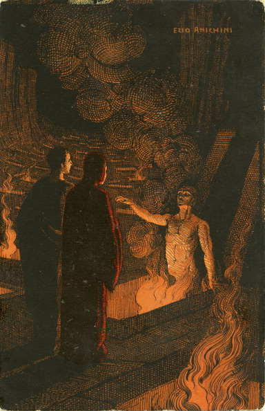 Hell「Inferno (Divine Comedy) by Dante - illustration」:写真・画像(6)[壁紙.com]
