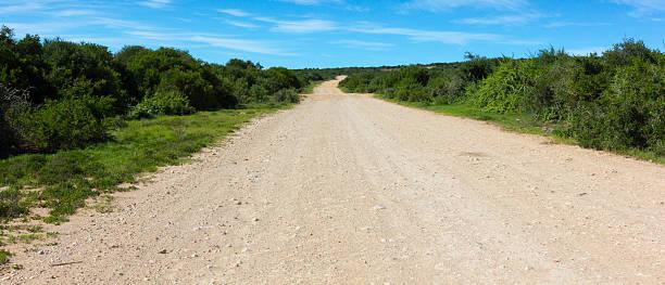 Empty dirt road, Aberdeen Plain, Eastern Cape, South Africa:スマホ壁紙(壁紙.com)
