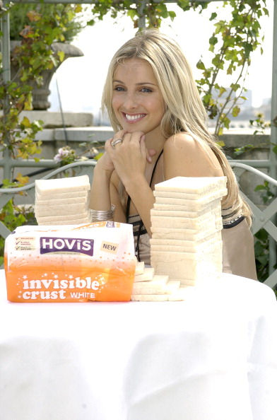 Loaf of Bread「Louise Redknapp unveils the Worlds first.」:写真・画像(0)[壁紙.com]
