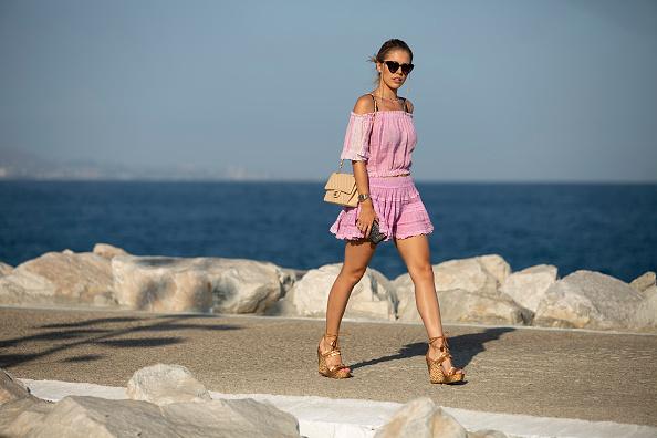 Candid「Victoria Swarovski Sighting In Marbella, Spain」:写真・画像(5)[壁紙.com]