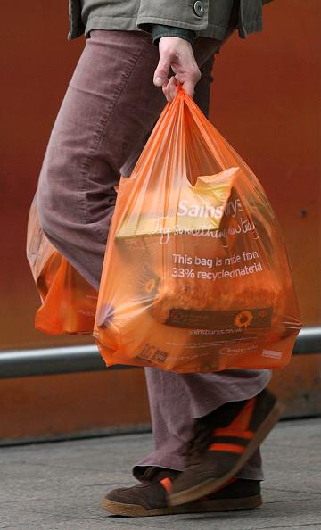 Sainsburys「Plastic Bags - The Environmental Scourge」:写真・画像(10)[壁紙.com]