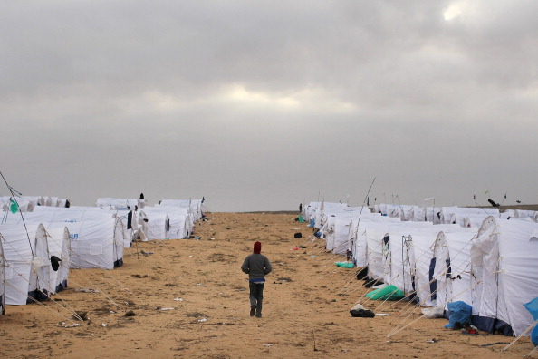 Organized Group「Foreign Workers And Refugees Flee As Violence Continues In Libya」:写真・画像(16)[壁紙.com]