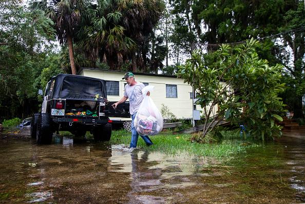 Mark Wallheiser「Hurricane Michael Slams Into Florida's Panhandle Region」:写真・画像(12)[壁紙.com]