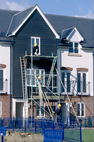 Construction Material「Property development in south East, Kent, England.」:写真・画像(17)[壁紙.com]