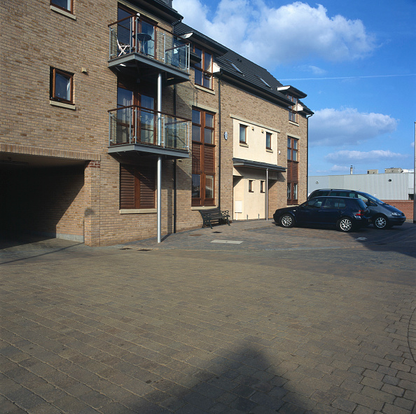New「Property development. A large number of new houses are built all over the UK.」:写真・画像(10)[壁紙.com]