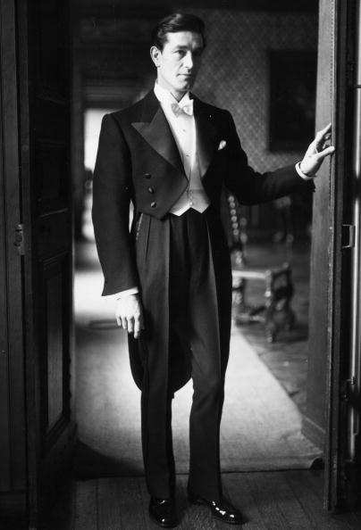 Formalwear「White Tie And Tails」:写真・画像(19)[壁紙.com]