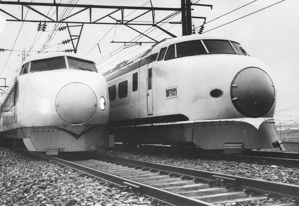 Electric Train「Bullet Trains」:写真・画像(2)[壁紙.com]