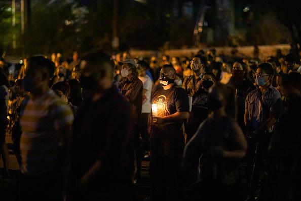 Arizona「Protests Continue In Tucson Over Death Of Carlos Ingram Lopez In Police Custody」:写真・画像(5)[壁紙.com]
