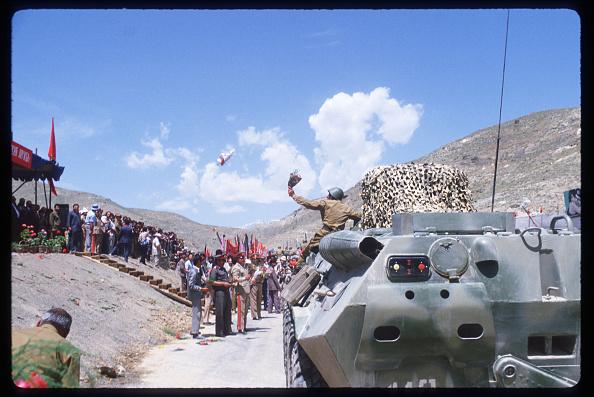 Kabul「Soviet Troops Leave Afghanistan」:写真・画像(18)[壁紙.com]