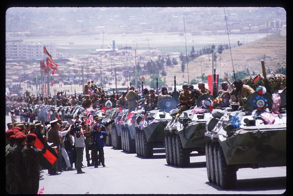 Kabul「Soviet Troops Leave Afghanistan」:写真・画像(9)[壁紙.com]
