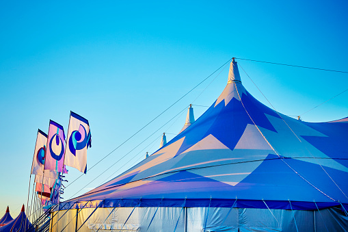 Entertainment Tent「Festival Music Tents and Flags」:スマホ壁紙(14)