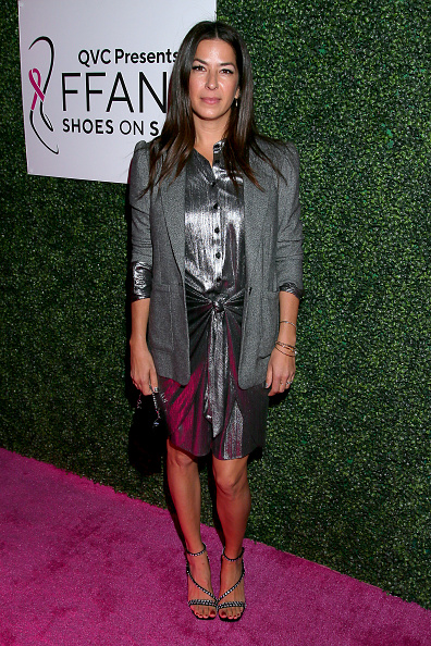 "Metallic「26th Annual QVC Presents ""FFANY Shoes On Sale"" Gala」:写真・画像(11)[壁紙.com]"