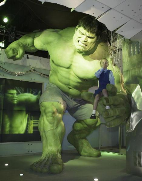 Wax Figure「Unveiling Of Interactive Hulk」:写真・画像(8)[壁紙.com]