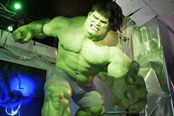 Cartoon「Unveiling Of Interactive Hulk」:写真・画像(13)[壁紙.com]