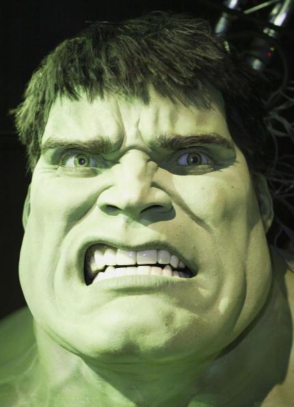 Cartoon「Unveiling Of Interactive Hulk」:写真・画像(11)[壁紙.com]