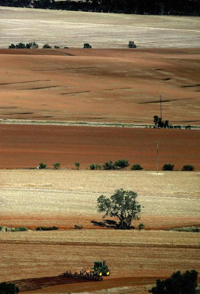 Planting「Farmers Rush To Plant Crops Before Next Rains In Port Augusta」:写真・画像(10)[壁紙.com]