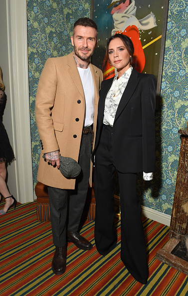 Victor Boyko「Victoria Beckham x YouTube Fashion & Beauty After Party at London Fashion Week Hosted by Derek Blasberg and David Beckham」:写真・画像(5)[壁紙.com]