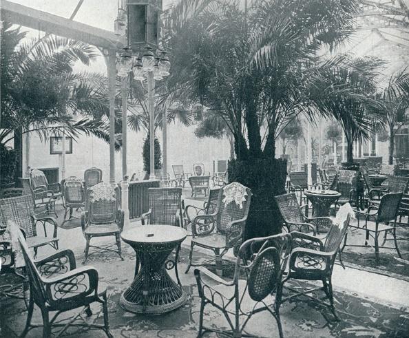 Furniture「'Brighton Metropole's Palm Garden', 1912」:写真・画像(4)[壁紙.com]