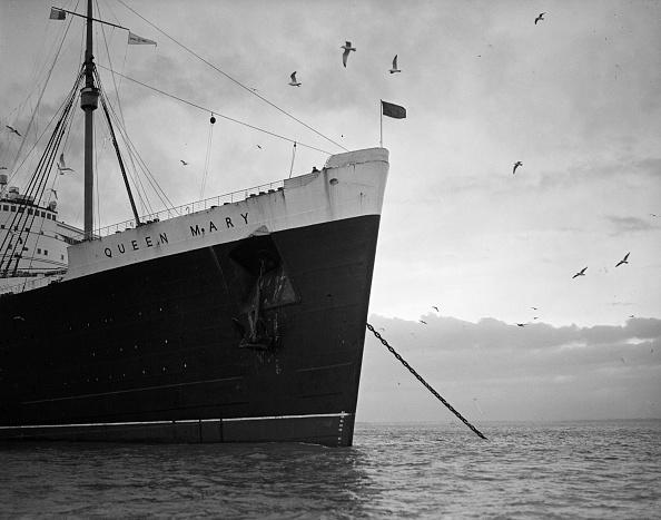 Passenger Craft「The Queen Mary」:写真・画像(19)[壁紙.com]